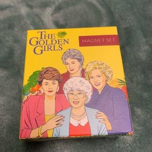 New Golden Girls Magnet Set